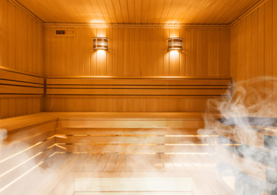 Know the Use of Sauna and Steam Room