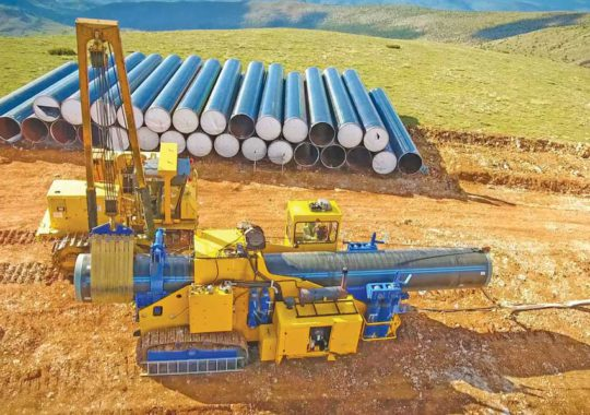 Know the Different Kinds of Pipeline Construction Companies