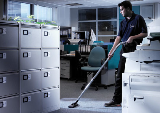 Why Are Hiring Commercial Cleaning Services Important?