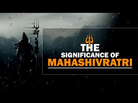 What is Mahashivratri? What is its significance?