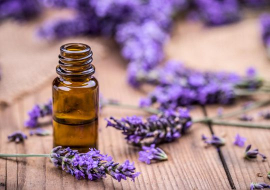 How can you use lavender oil for the best outcomes?
