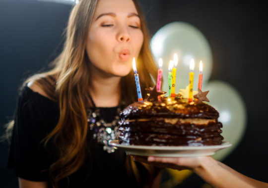 Don't let Corona ruin your celebrations, just order your cake online and party in style